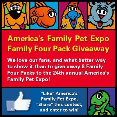 Family four pack Expo Tickets
