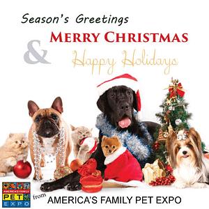 OC Pet Expo greetings