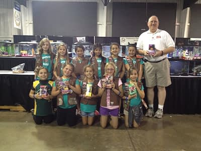 Kids Aquarium Contest Family Pet Expo